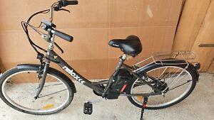 Nilox E Bike X5 Elektro Fahrrad, Schwarz, 26 Zoll, Rechnung V10361