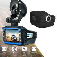 1080P Anti Radar Laser Speed Detector Car DVR Recorder Video Dash Camera Night