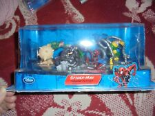 "Marvel ""Spider-Man"" 5 Piece Figure Play-Set Disney Store"