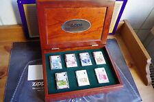 Zippo Euro Collection - zur Einführung des Euro - limited Edition  #top Rarität#