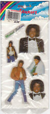 Michael Jackson Lot Autocollants Pack Puffy Stickers Set Collection 80s