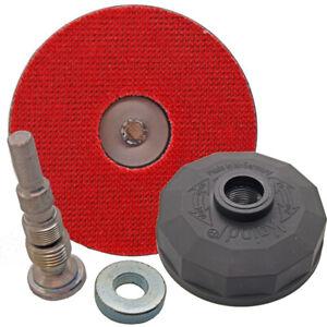 """Kaindl Flexi-Disc Sander/Grinder/Sharpener Basic Pack - 125mm (5"""")"""