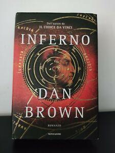 Inferno - Dan Brown (copertina rigida)