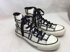 Converse - All Star - Shoes - Women's Sz 6 - Unisex - Black White - Chuck Taylor