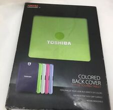 "Green Apple Toshiba Tablet Colored Back Cover 10"" New"