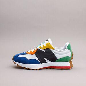 New Balance Lifestyle 327 Captain Blue Multicolor Running gym Men Shoes MS327PBA