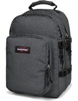 Eastpak Schulrucksack Provider Schwarz Rucksack 33 L mit Laptopfach Black Denim