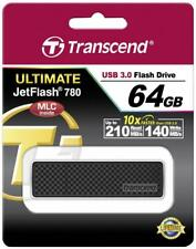 Transcend JetFlash 780 64 Go USB 3.0 64 Go Stick ts64gjf780 NEUF neuf dans sa boîte