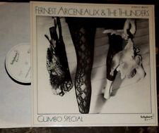 FERNEST ARCENEAUX & THE THUNDERS GUMBO SPECIAL LP