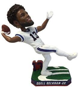 Odell Beckham Jr. New York Giants Special Edition Color Rush Bobblehead NFL