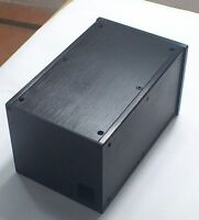 New power amplifier chassis /DIY home audio chassis (size:161x140x251mm)