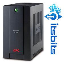 APC BX700U-AZ 700VA 360W UPS 3 AUSTRALIAN OUTLETS PHONE ADSL PROTECTION USB PORT