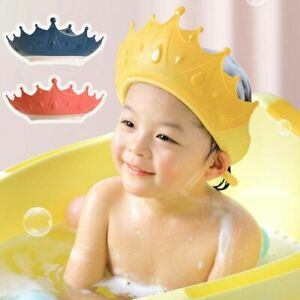 Adjustable Baby Wash Hair Shield Hat Protect Children Prevent Water Into Ear f