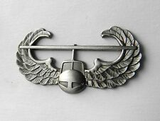 AIR ASSAULT HELICOPTER WINGS US ARMY AIRBORNE LARGE LAPEL PIN BADGE 1.5 INCHES