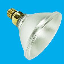 2x 120W Halogen Par 38 Reflector Spot Light Bulb, ES E27 Dimmable Security Lamps