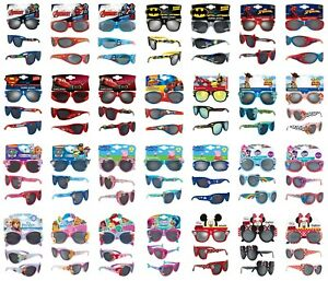 Childrens Kids Sunglasses - Boys Girls Paw Patrol Avengers Peppa Pig Toy Story