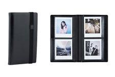 "FUJIFILM Instax square Album Black 40 Films w/ band 4.7x8"" Genuine Japan DHL NEW"