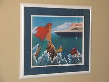 Disney Little Mermaid Limited Edition Signed Print, Don Williams