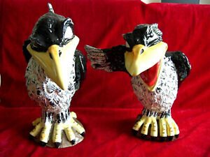 LORNA BAILEY JIM JACKDAW & RAY ROOK LIMITED EDITION 20 & 21 OF ONLY 100 MADE New