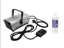 EUROLITE Set N-10 Nebelmaschine +  Nebelfluid 1 Liter B2D Basic Smoke DJ Party