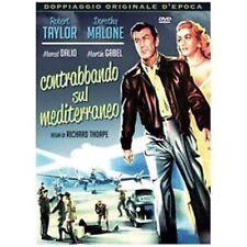 Dvd CONTRABBANDO SUL MEDITERRANEO (1957)  ** A&R Productions ** ......NUOVO
