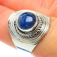 Kyanite 925 Sterling Silver Ring Size 7.25 Ana Co Jewelry R42831F