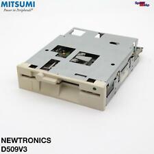 "MITSUMI NEWTRONICS D509V3 13.3CM 5.25"" FDD FLOPPY LAUFWERK DISK DRIVE 1.2MB OK!"