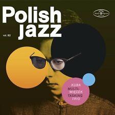 LP KUBA WIĘCEK TRIO Multitasking Polish Jazz vol. 82