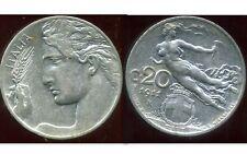ITALY  ITALIE  20 centesimi  1911  ( etat )