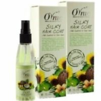 Silky Hair Coat Organic Beauty Natural extract such as Coconut Oil 75ml