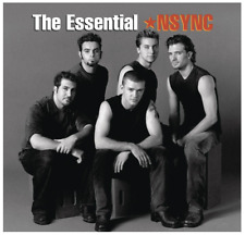 'N SYNC - Essential *NSYNC (CD) • Greatest Hits, Best of, Bye, Justin Timberlake