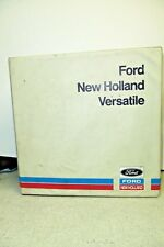 FORD 230A, 340A, 445, 545, 530A, 540A TRACTOR SERVICE MANUAL