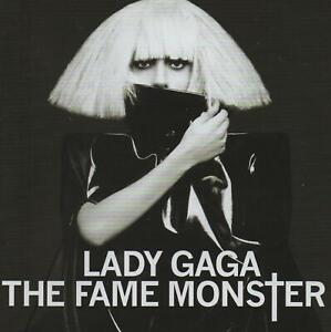 LADY GAGA - THE FAME MONSTER - 2 CDS - NEW!!