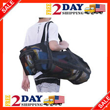 Xxl Mesh Dive Bag for Scuba Snorkeling Diving Snorkel Gear Bags Extra Large B.