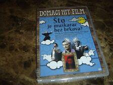 Sto je muskarac bez brkova (What Is a Man without a Mustache? (DVD 2005)