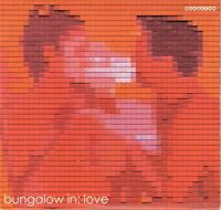 Compilation CD 8cm Bungalow In: Love - Promo - Germany (EX/EX+)