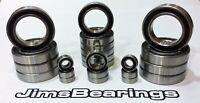 Losi Rally X rubber sealed bearing kit Jims Bearings