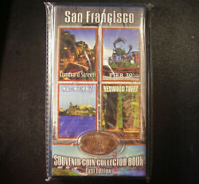 San Francisco Elongated Penny Album