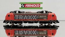 N - Arnold HN2340 Mehrsystem E-Lok BR 187 009-6 BOMBARDIER mit Dieselmotor NEU