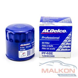 AC DELCO OIL FILTER FOR HOLDEN COMMODORE CLAIRS CAPRICE HSV 6.0, 6.2L V8 PF48E