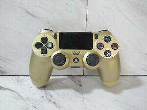 OEM Sony Dualshock 4 Gold Wireless Controller for PS 4