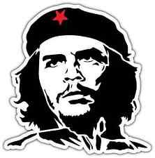 "Che Guevara Cuba Cuban Revolution Car Bumper Window Vinyl Sticker Decal 4""X5"""