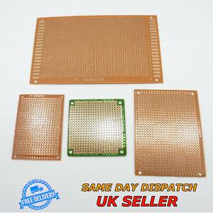 Single Sided Universal Board PCB Bakelite Prototype Plate Printed Circuit Matrix