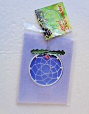 DREAMCATCHER ORNAMENT HOLLY STAR ~ NEW