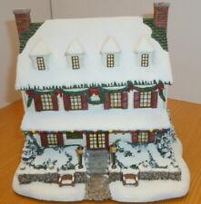 More details for hawthorne christmas village - snow covered - village christmas inn