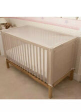 Clippasafe COT BED CAT NET/MESH Baby/Child/Kids Nursery Safety Proofing BN