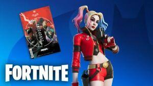 BATMAN FORTNITE PUNTO ZERO numero 1 Panini comics Con Skin Fortnite Harley Quinn