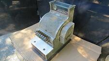 Antique National  Cash Register  One Dollar  Candy Store Model