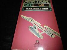 Star Trek Log Six by Alan Dean Foster (Paperback)