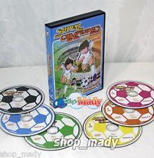 Captain Tsubasa - Super Campeones 1983 Box Set Volumen 1 en ESPAÑOL LATINO